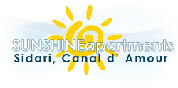 Sunshine Apartments, Sidari, Corfu